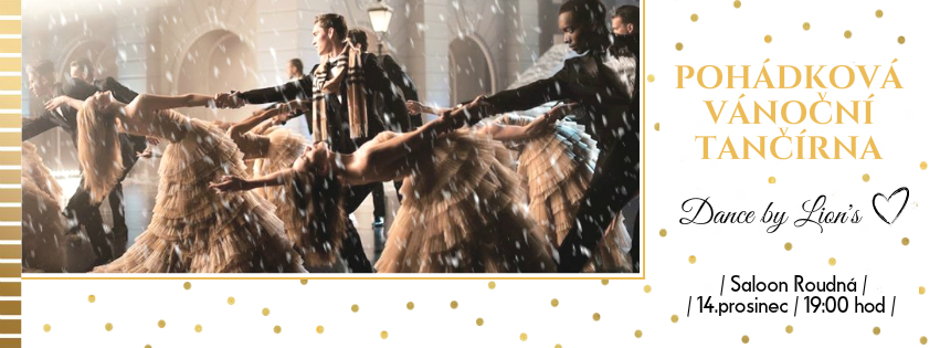 Pohádková vánoční tančírna 2016