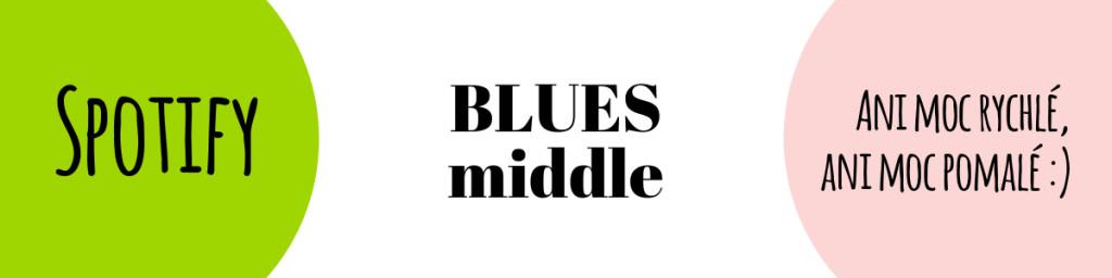 SPOTIFY Blues middle